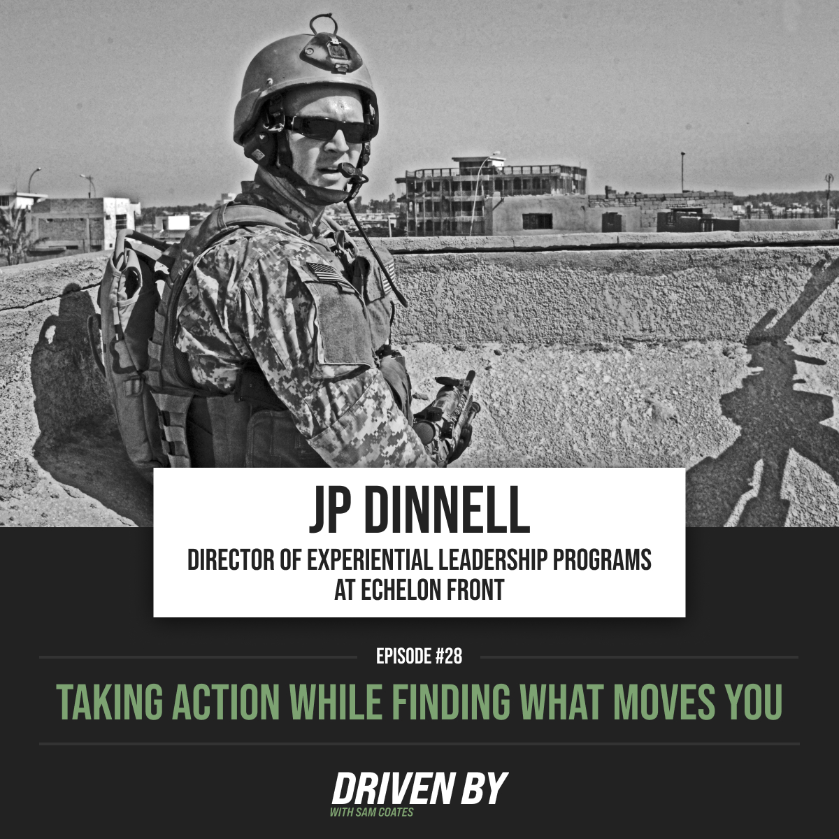 28. Taking Action While Finding What Moves You with JP Dinnell