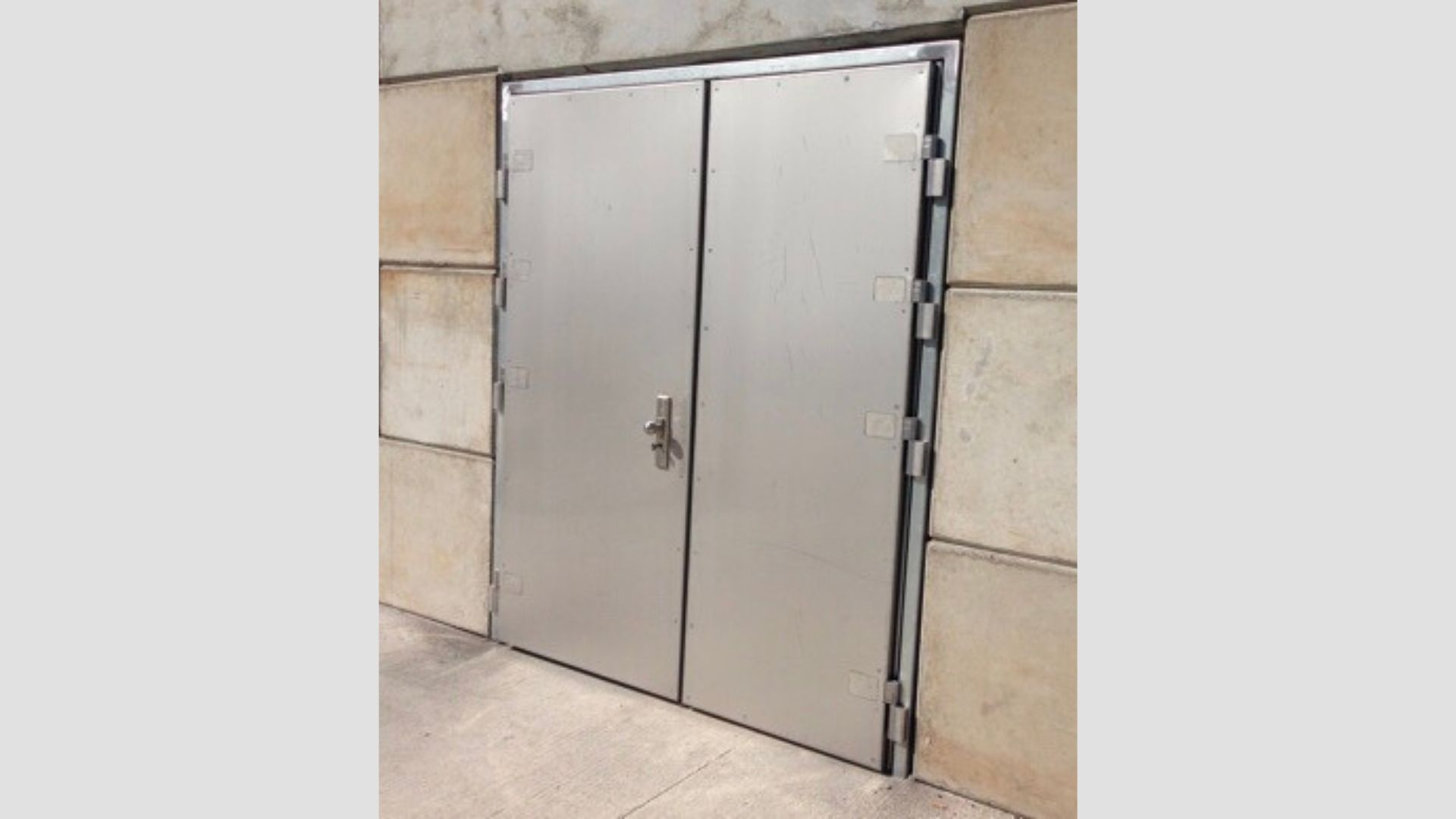 High security door - Talos