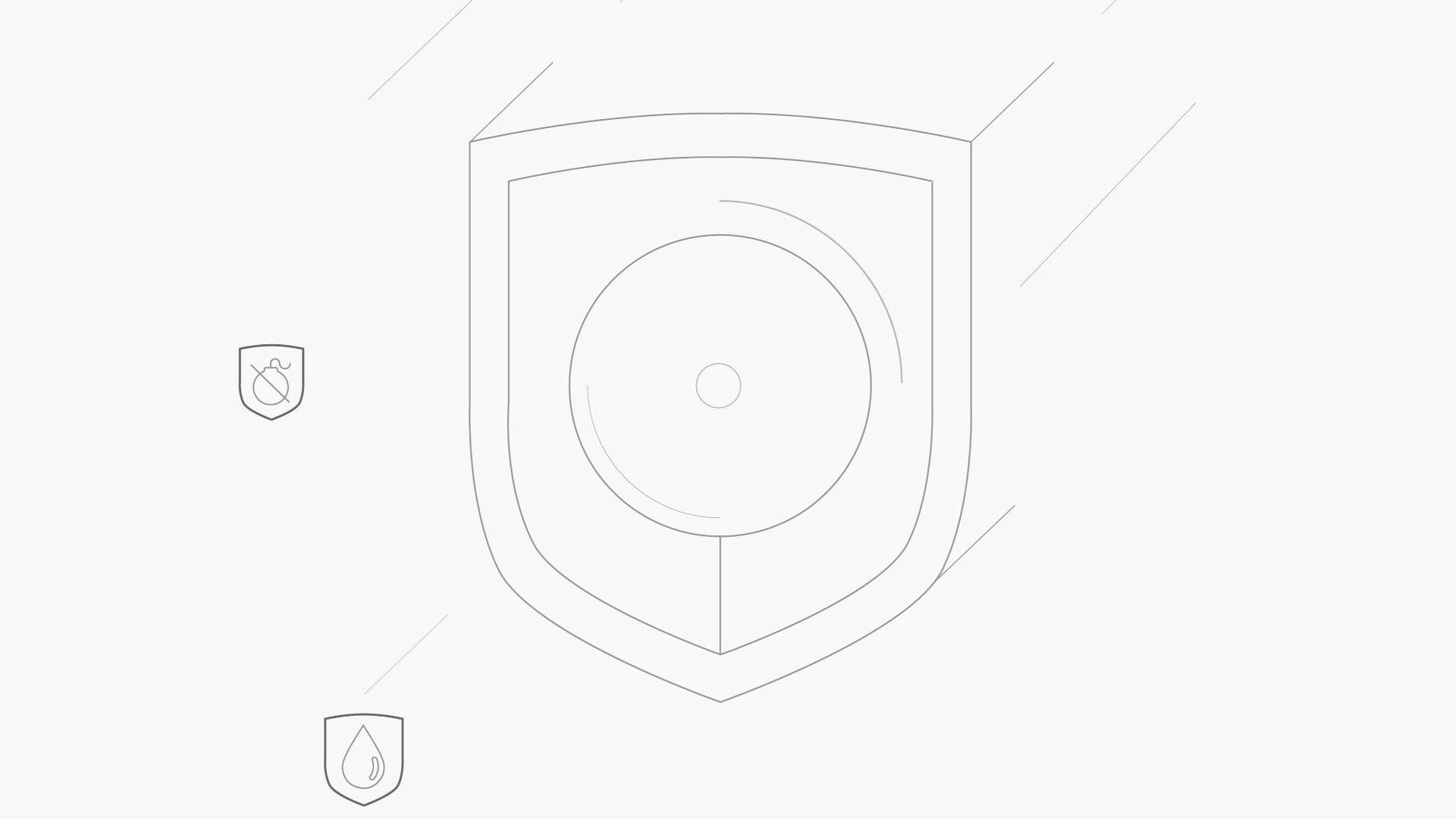 Porte accordéon - Celyx