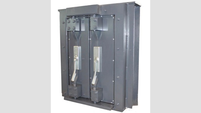 Porte anti-rayonnement - Gamma