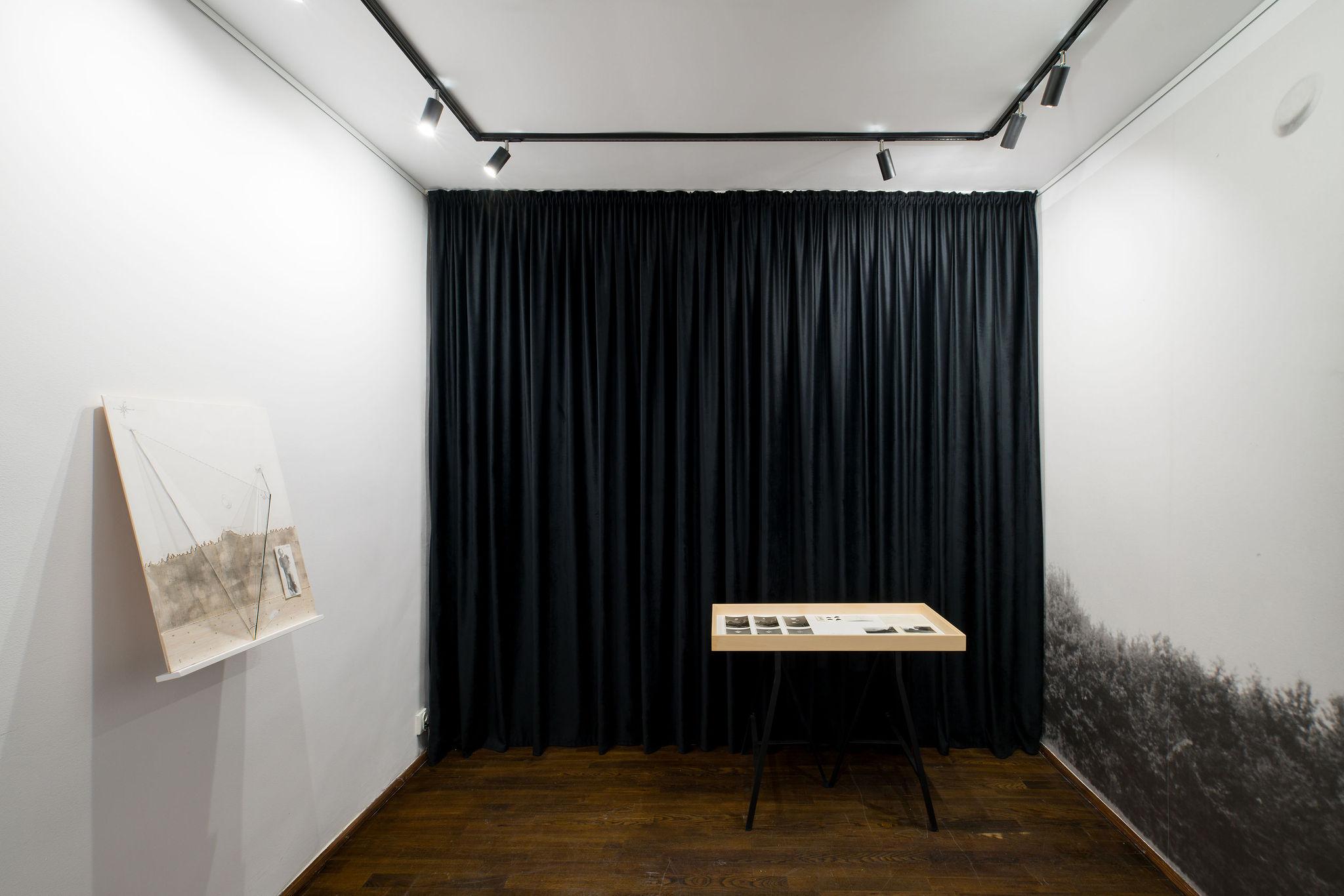 Arhiva Adrian Pătruț, Installation View, Zina Gallery, 2021