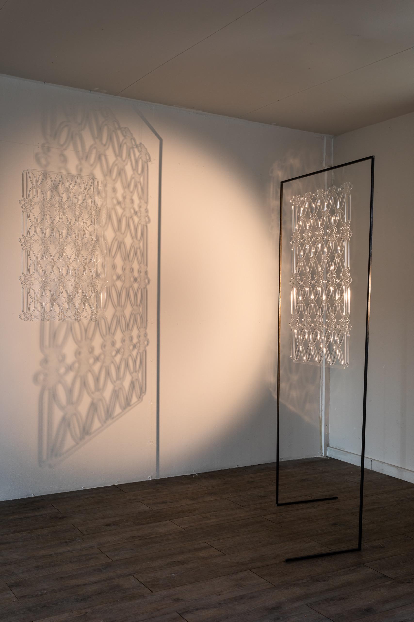Lisa Biedlingmaier, Zero I, 2021, plexiglass