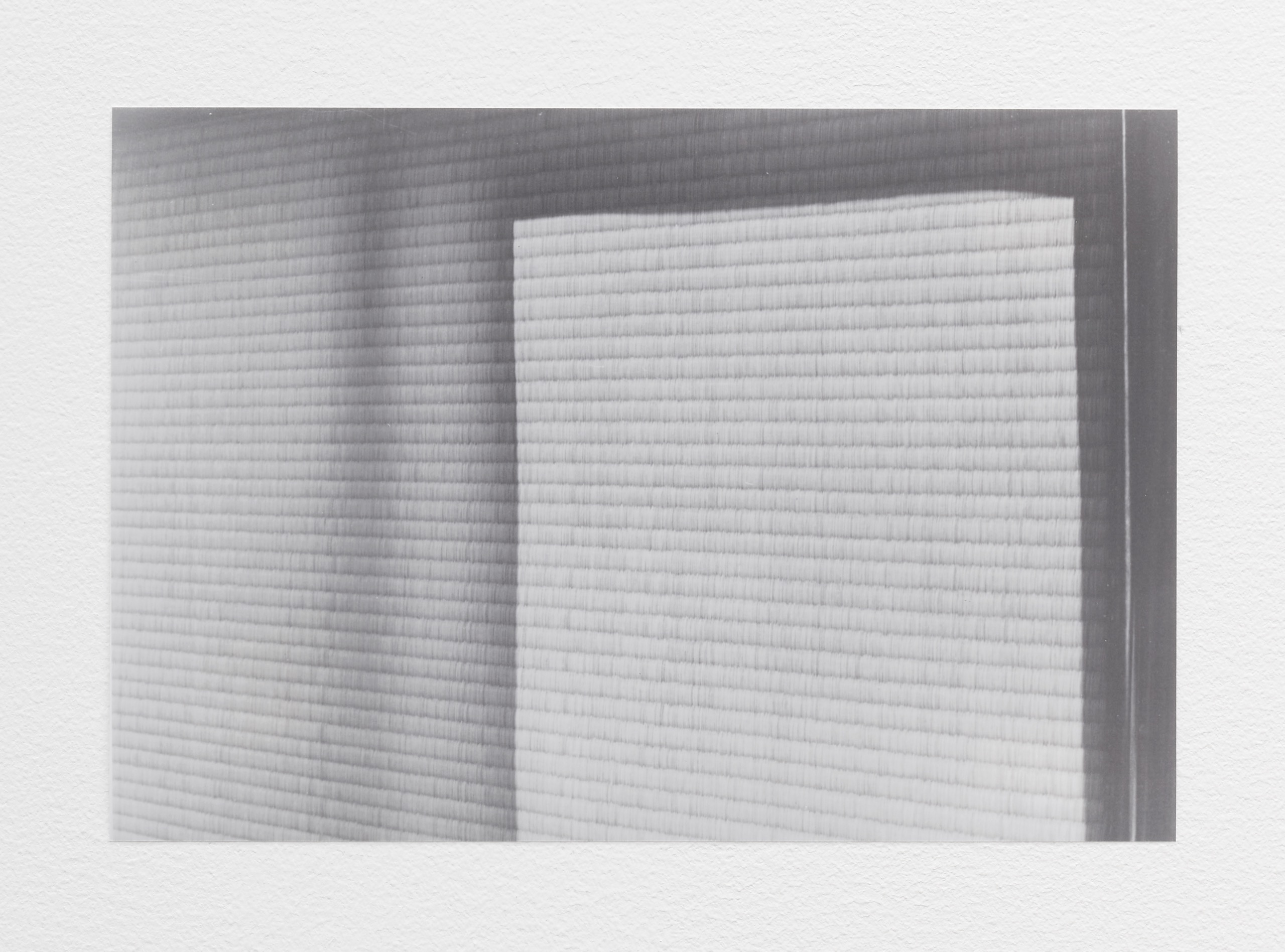 Theresa Hak Kyung Cha, from Exilee (Photographs), 1980, Black and white photographs