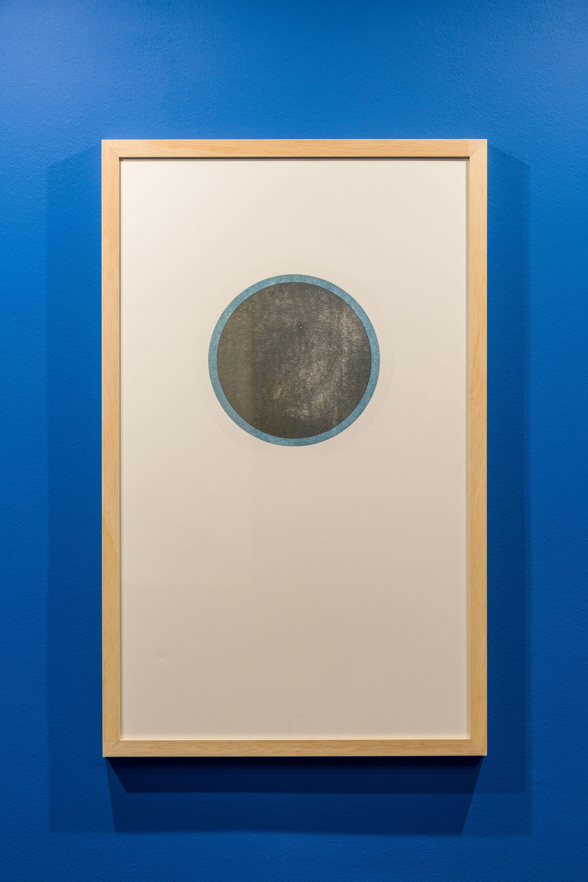 Flaviu Rogojan, Deluge Earth, 2021, Dye Transfer on Paper