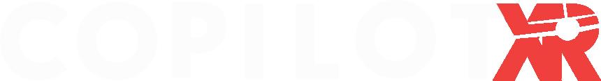COPILOT XR - Text Logo