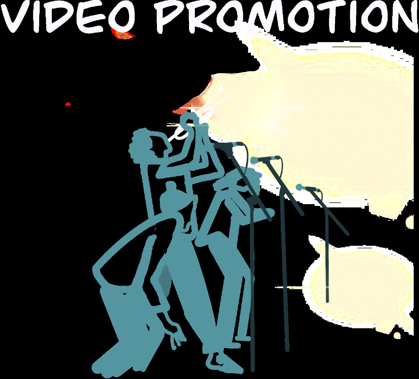 Concert video promotion