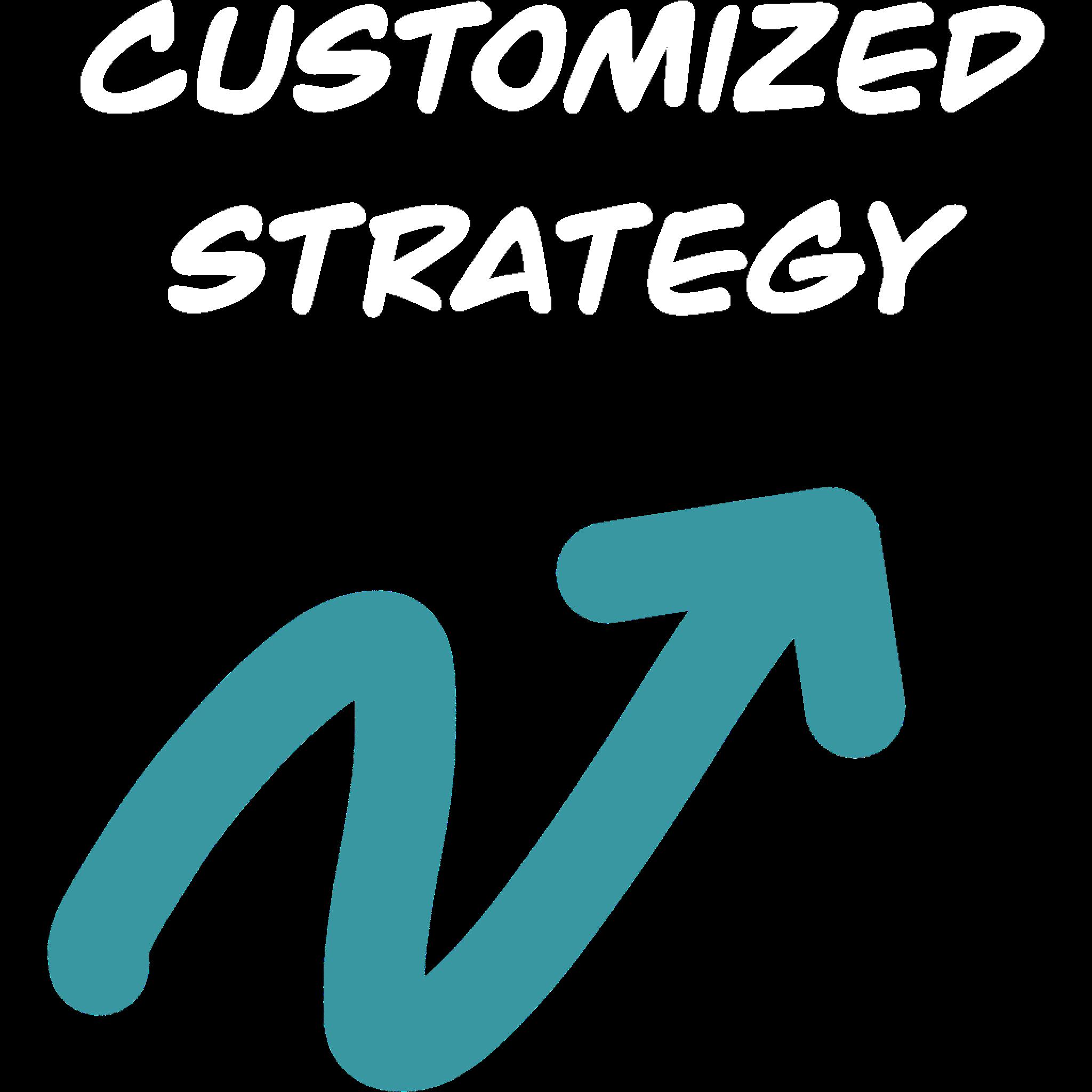 Customized digital strategy