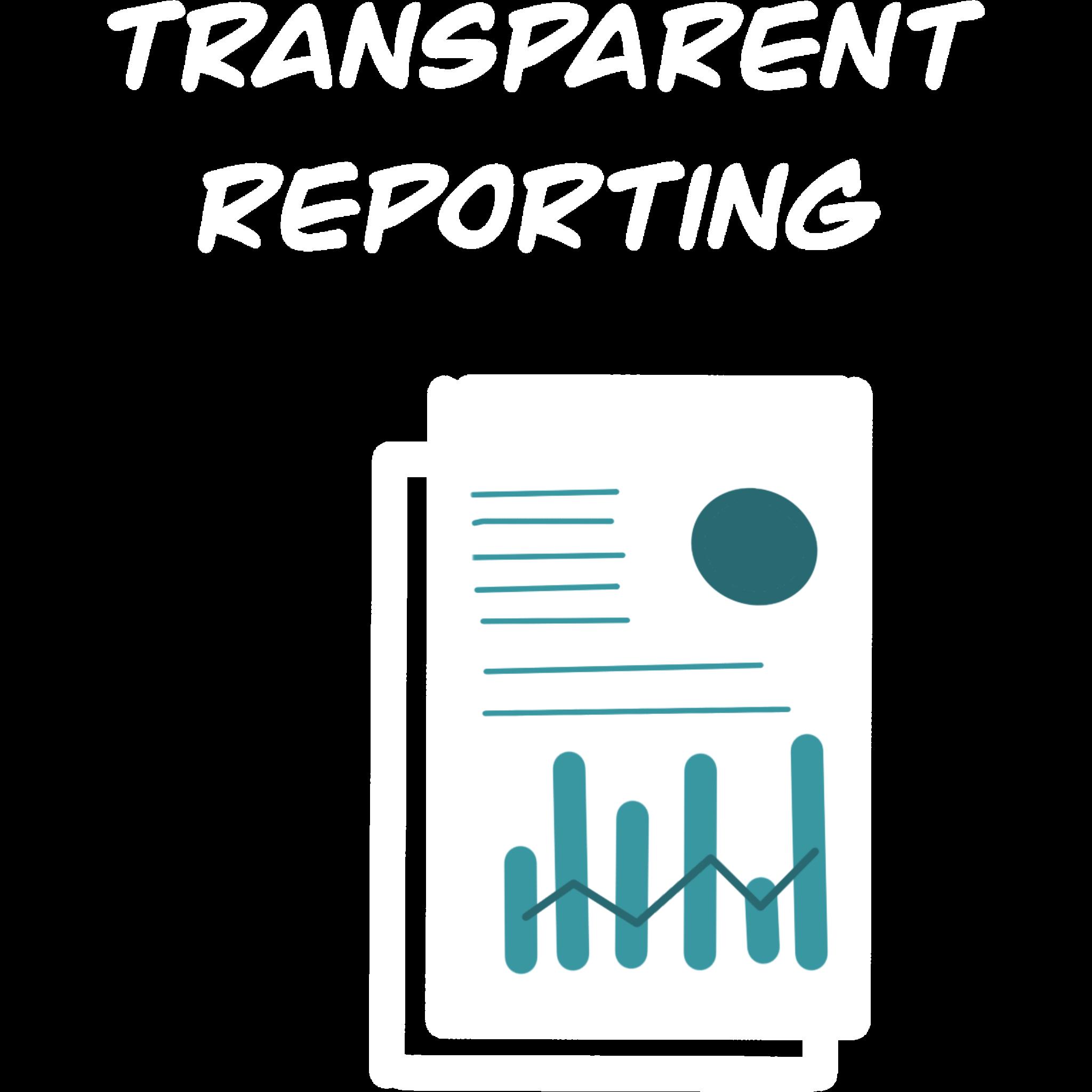 Transparent SEA reporting