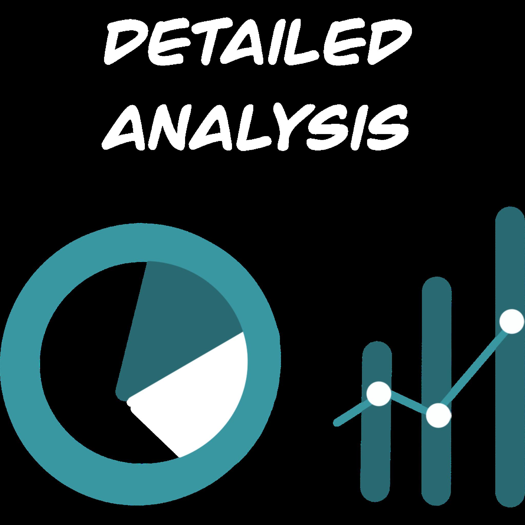 Detailed SEA analysis
