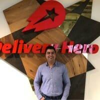 Kamran Kareem ist verantwortlich für Employee Benefits bei Delivery Hero