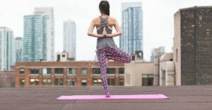 Business Yoga als Teil der betrieblichen Gesundheitsförderung