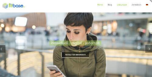 FItbase BGM Plattform