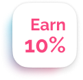 Earn 10% of Drum offers
