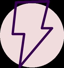 Lightning fast experience