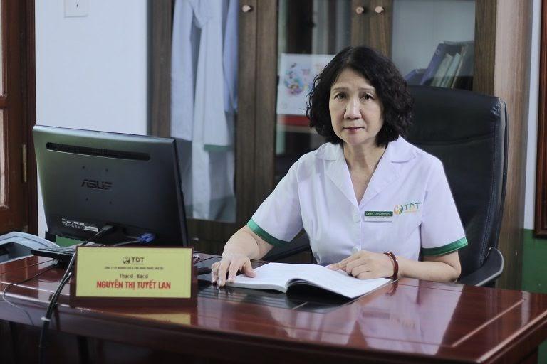 Bác sĩ Tuyết Lan luôn dành trọn tâm huyết, tài năng của mình cho YHCT