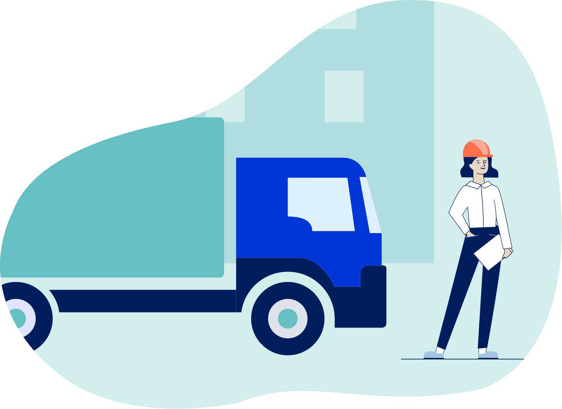 Veyor logistics