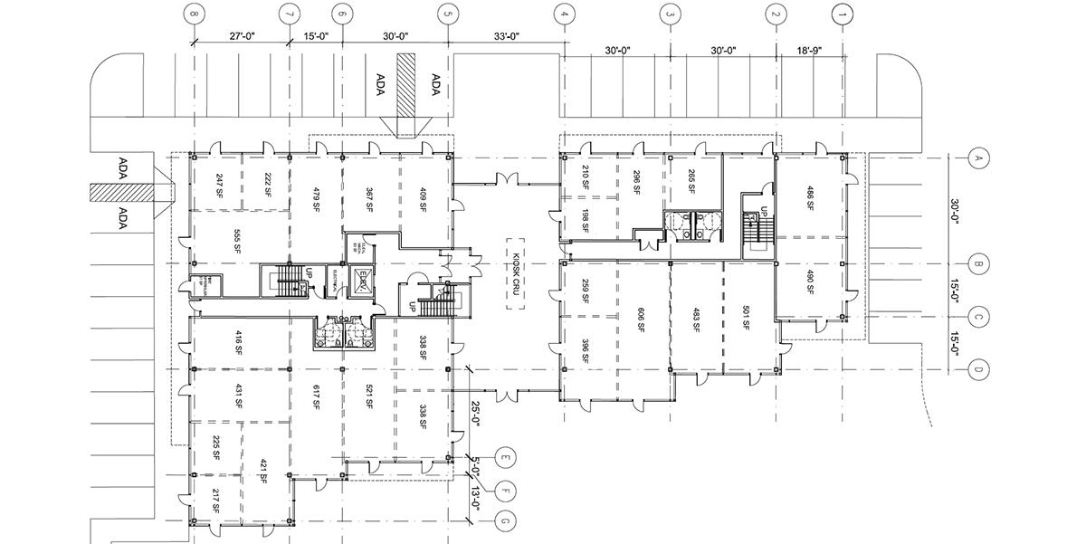 Diamond Square Floor Plans