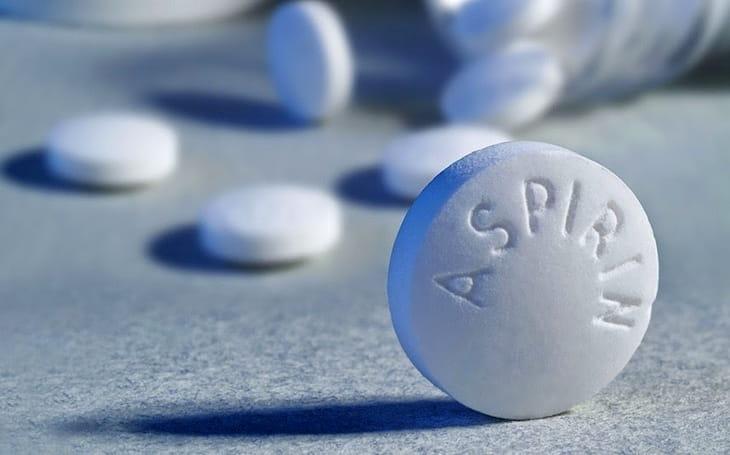 Viêm họng hạt uống thuốc gì? - Aspirin