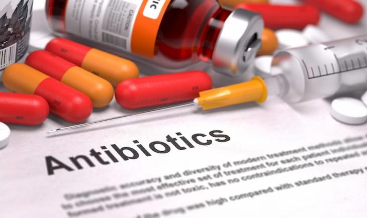 Viêm họng hạt dùng thuốc kháng sinh