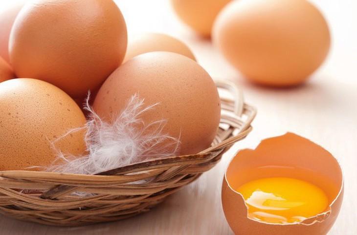 Viêm họng hạt kiêng gì, ăn gì? - Bổ sung trứng hàng ngày