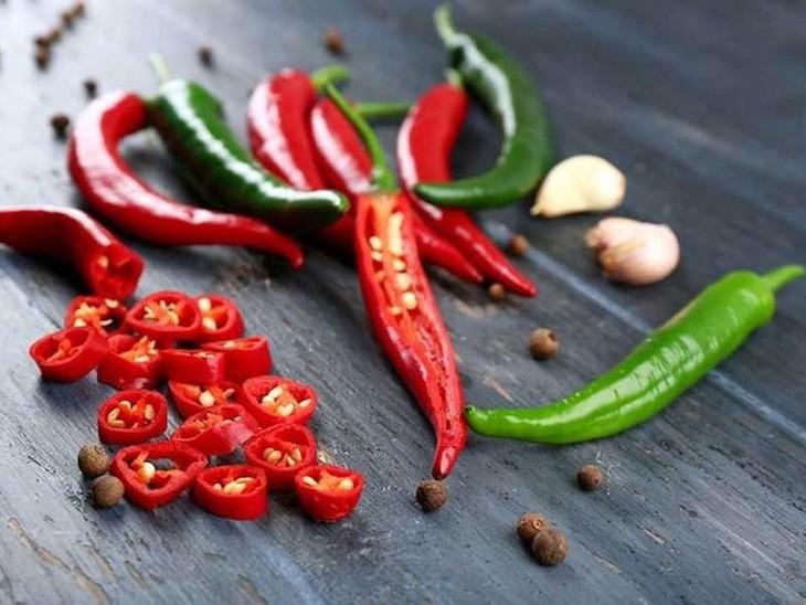 Kiêng ăn nhóm thực phẩm cay nóng