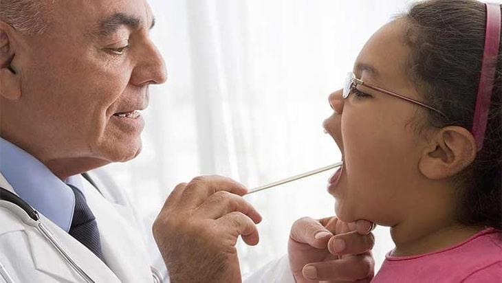 Phương pháp trị đau họng hiệu quả