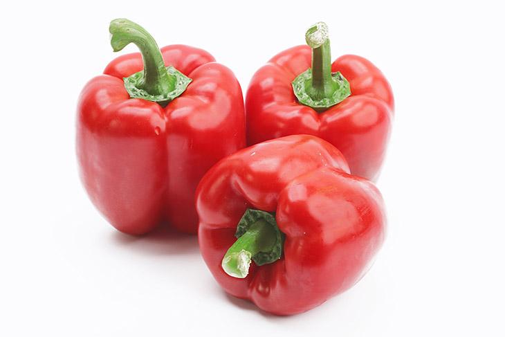 Ớt chuông là một loại thực phẩm giàu vitamin rất có lợi cho sức khỏe