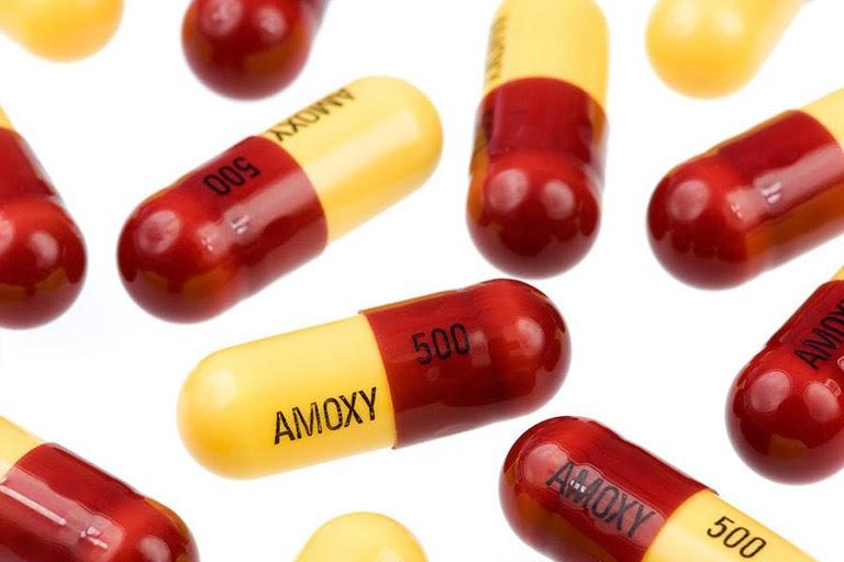 Mẹ bầu cần thận trọng khi dùng thuốc chữa viêm amidan