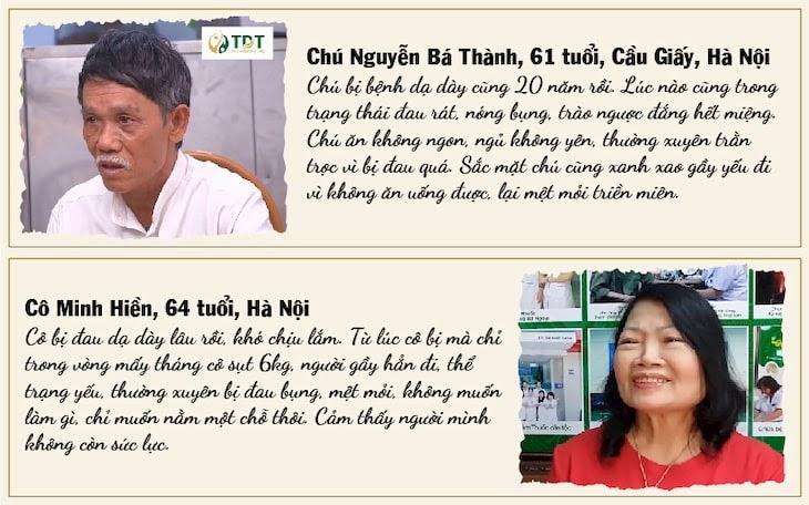 Mỗi năm có hàng ngàn bệnh nhân điều trị bệnh dạ dày thành công tại Trung tâm Thuốc dân tộc