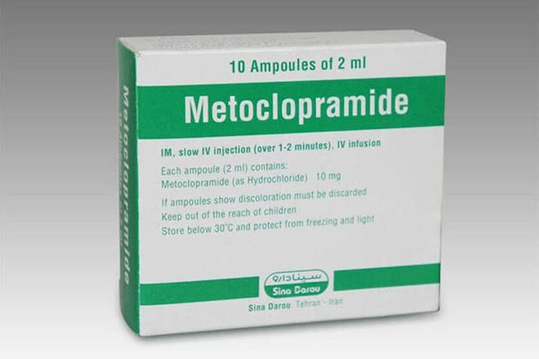 Thuốc Metoclopramide điều trị trào ngược dạ dày hiệu quả