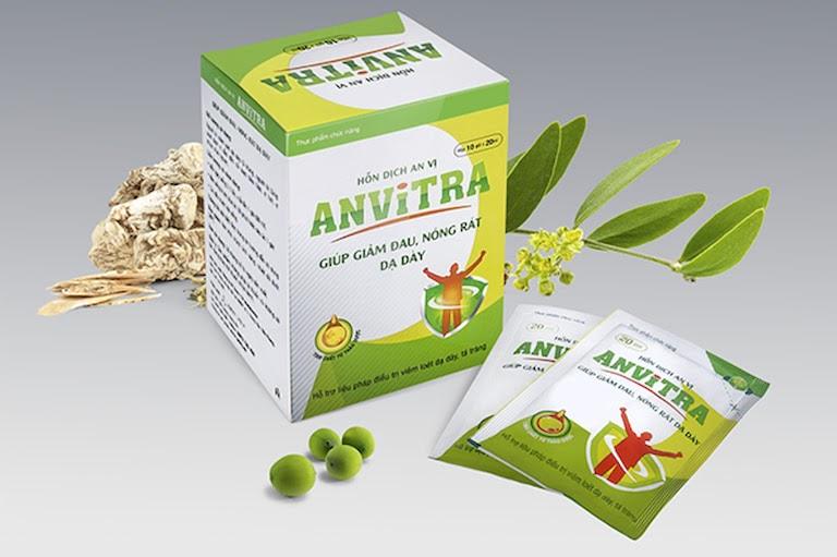Thuốc dạ dày Anvitra