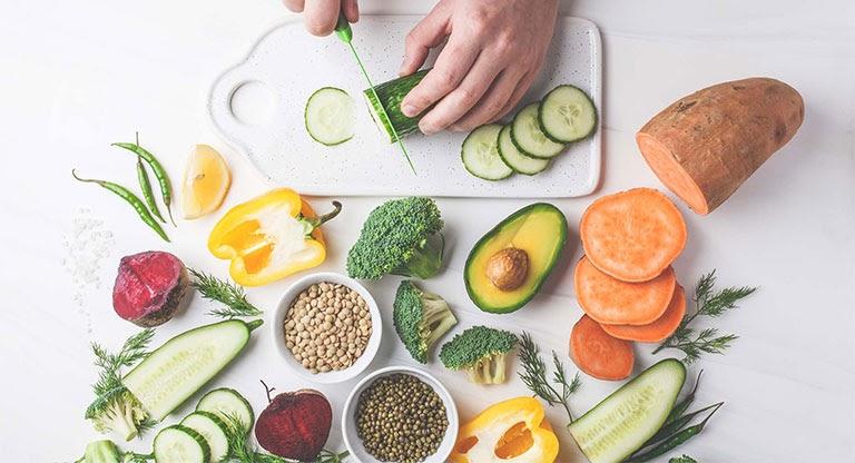 Người bệnh cần lựa chọn thực phẩm dễ tiêu hóa để giảm áp lực cho dạ dày