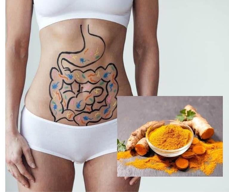 Nghệ tươi rất tốt cho người bệnh dạ dày