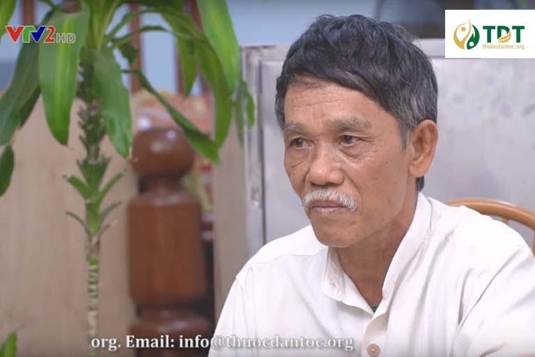Bác Nguyễn Bá Thành - một trong số rất nhiều bệnh nhân đã điều trị bệnh dạ dày thành công với tại Thuốc dân tộc