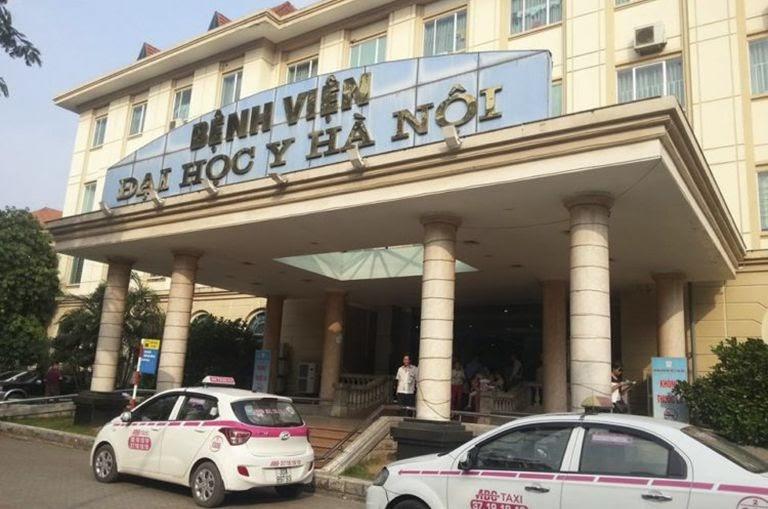Đại học y Hà Nội là cơ sở nội sôi được nhiều bệnh nhân lựa chọn