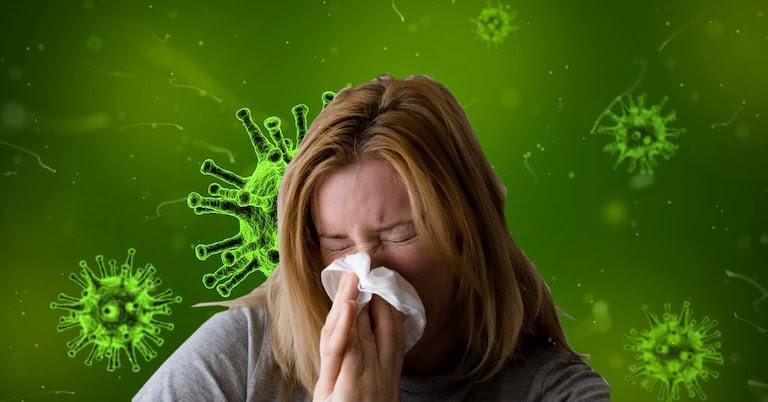 Viêm xoang có mủ chủ yếu xảy ra do vi khuẩn, nấm gây bệnh