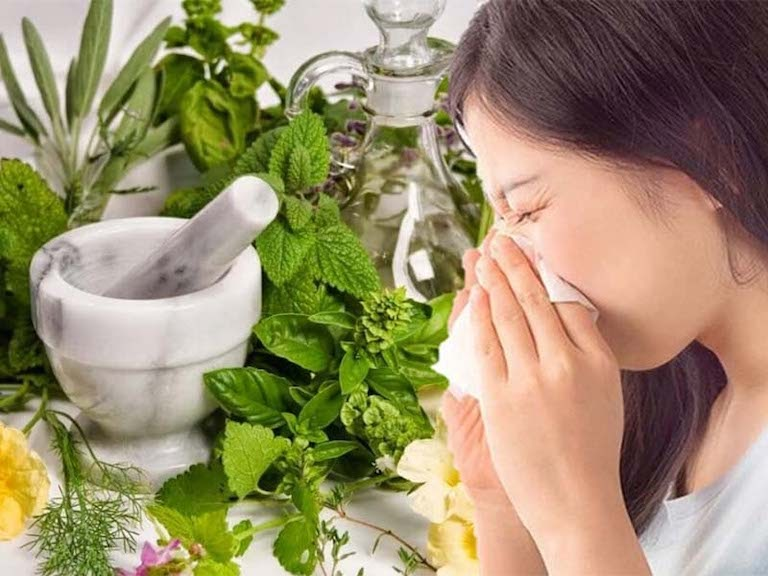 Điều trị viêm xoang tại nhà với thảo dược tự nhiên đơn giản, an toàn, tiết kiệm