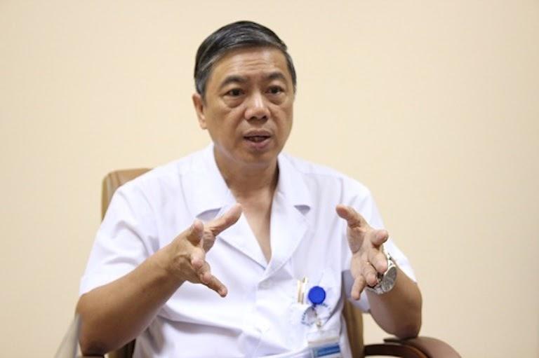 Bác sĩ giỏi chữa viêm xoang Võ Thanh Quang