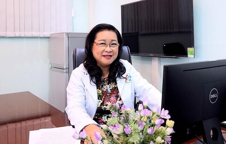 Bác sĩ giỏi chữa viêm xoang tại TP HCM Nguyễn Thị Ngọc Dung