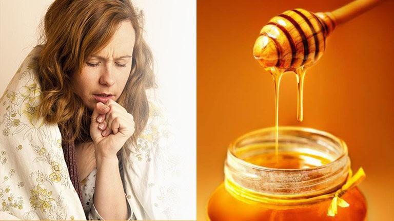 Mật ong là nguyên liệu chữa ho phổ biến, an toàn và hiệu quả