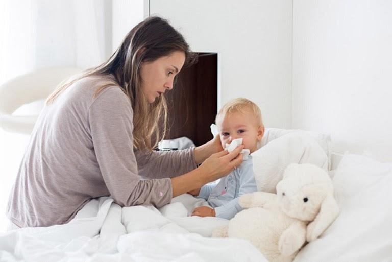 Có nhiều cách trị sổ mũi hiệu quả cho cả người lớn và trẻ nhỏ