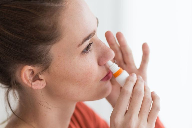 Các loại thuốc xịt có tác dụng nhanh trong những trường hợp nghẹt mũi nặng