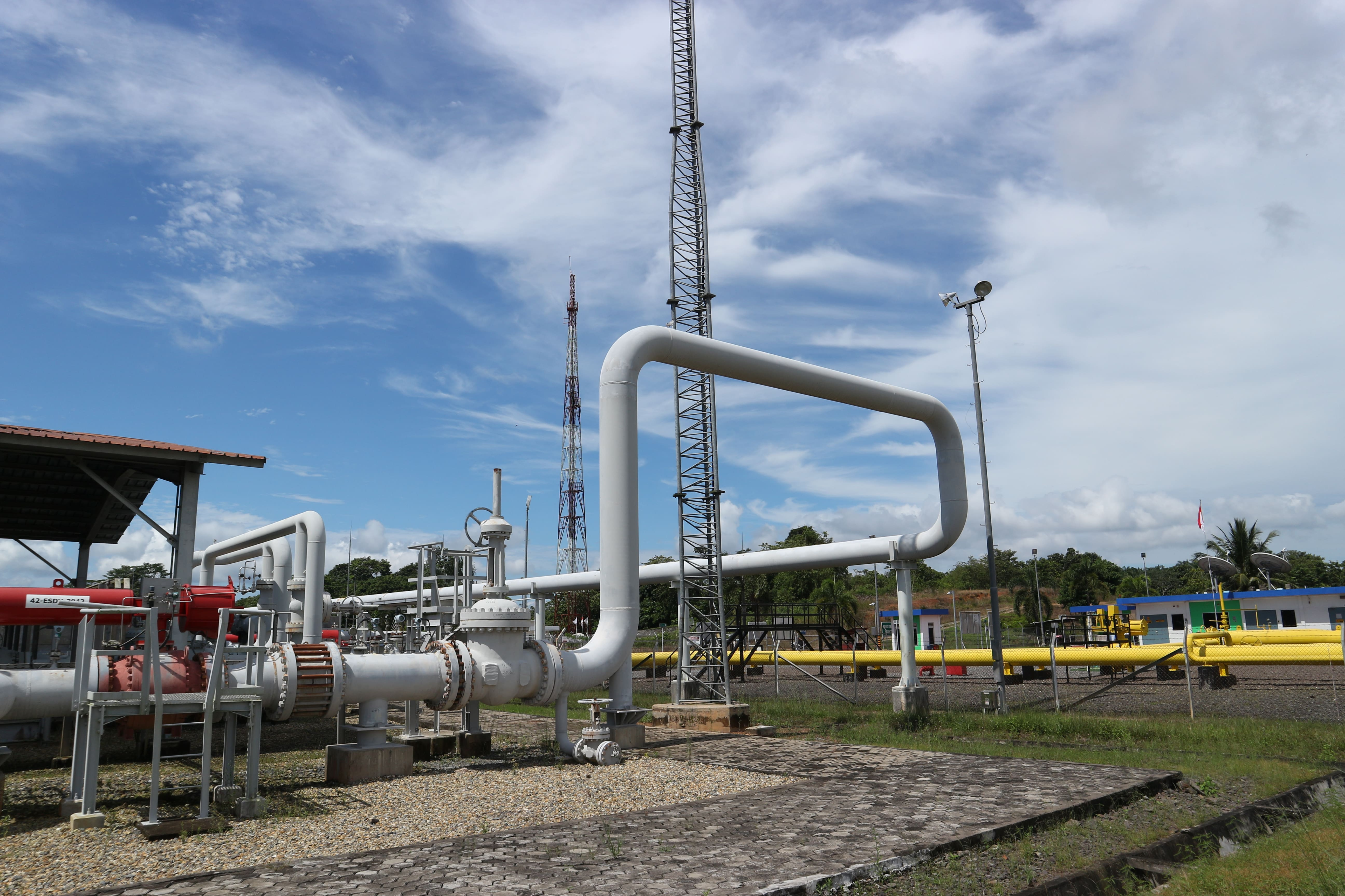 EPC Grissik – Duri USM Upgrade Project, 2017