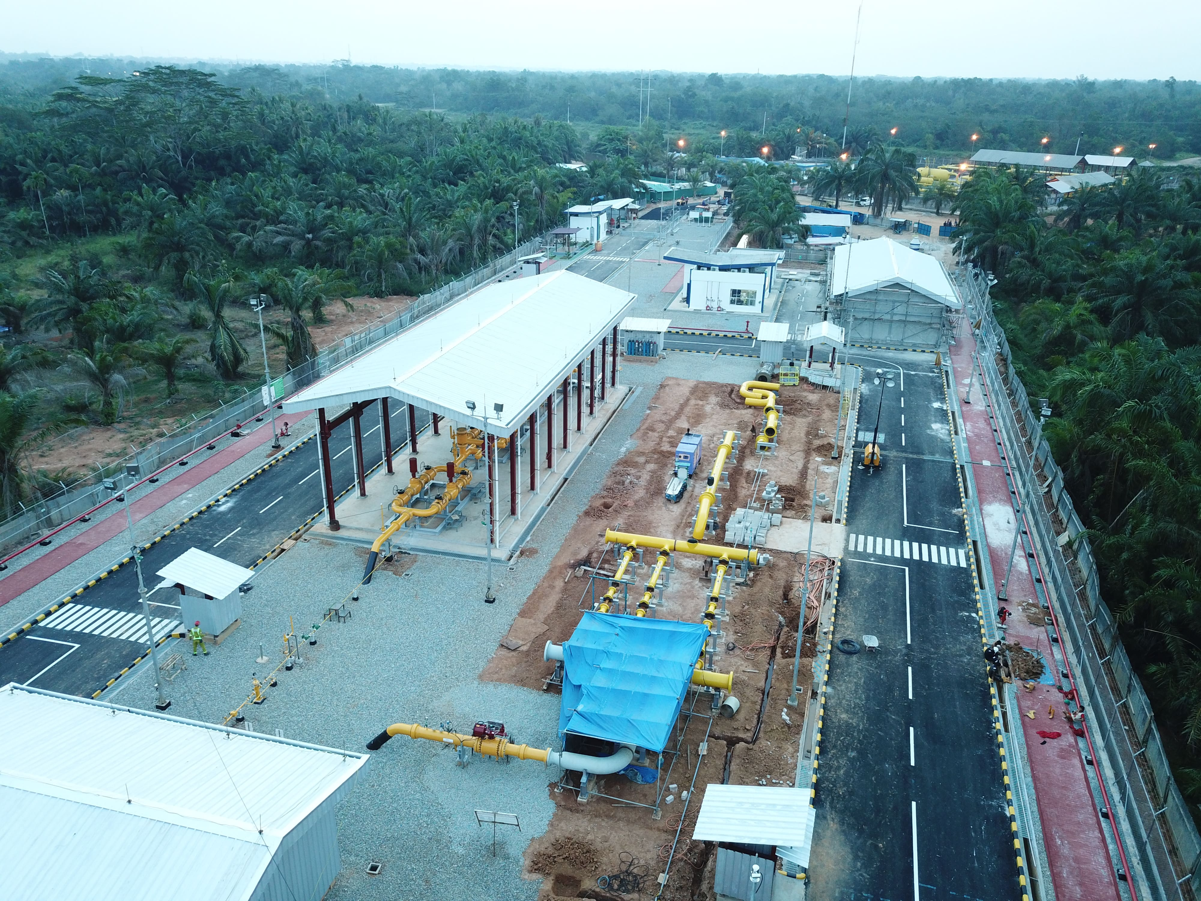 EPC Metering Station TGI Duri, 2018