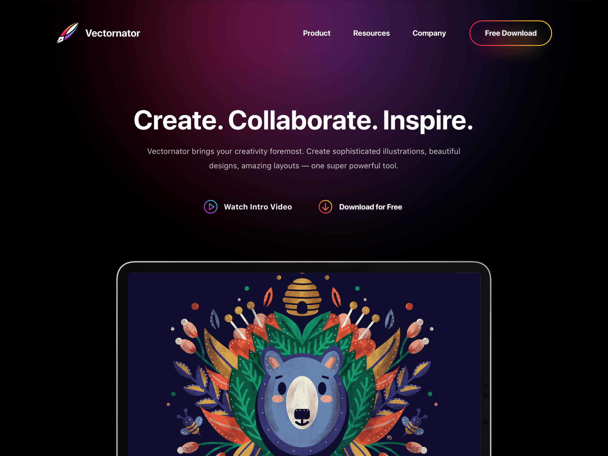 LIFT Agency designed and built vectornator's new website using Webflow and a lot of love. LIFT agency designed the user interface for 5 Million Designers