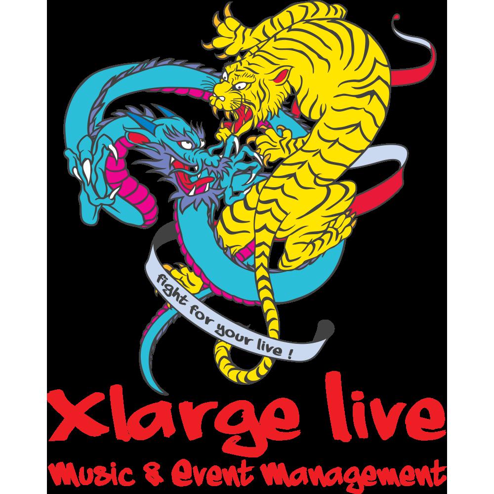 Xlarge Live Logo