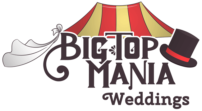 BigTopMania Weddings logo