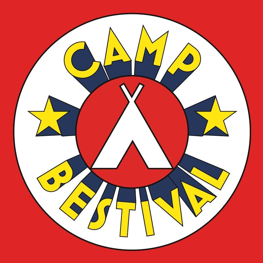 We hire festival marquees and a children's play area to Camp Bestival at Lulworth castle in Dorset .