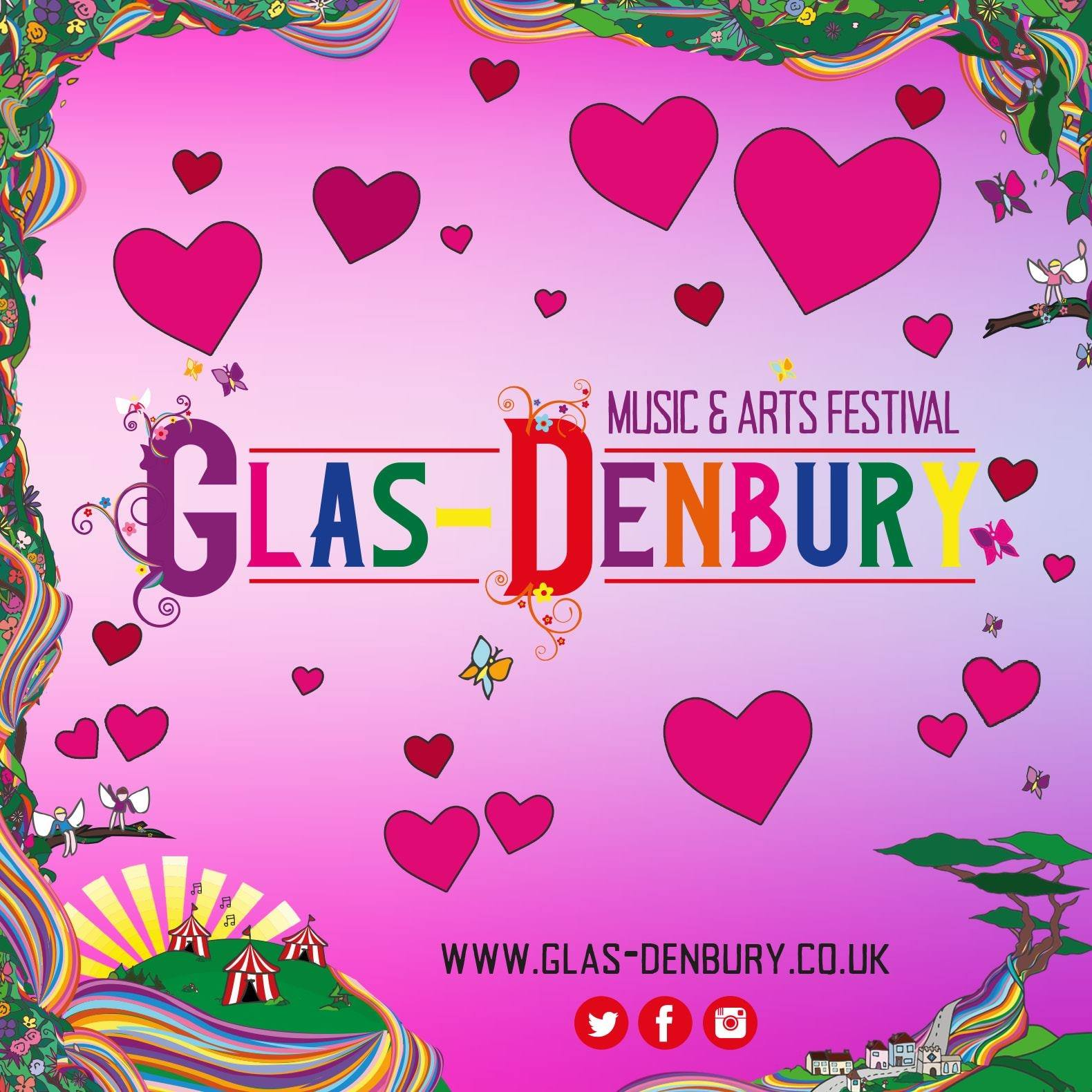 Glasdenbury is a Devon festival we supply a bigtop stage and  festival marquees too.