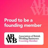 Founding Member of Association of British Wedding Businesses.
